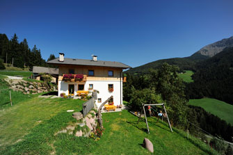 Obertegghof  - Sarntal - Farm Holidays in South Tyrol  - Südtirols Süden
