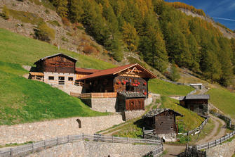 Gurschlhof  - Schnals - Farm Holidays in South Tyrol  - Meran and surroundings