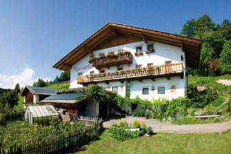 Nusserhof  - Hafling - Farm Holidays in South Tyrol  - Meran and surroundings