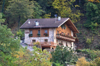 Lexnhof  - Montan - Farm Holidays in South Tyrol  - Bozen and surroundings