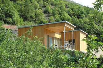 Ferienhaus Falzrohr - Tschars  - Kastelbell-Tschars - Farm Holidays in South Tyrol  - Vinschgau