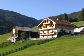 Colmesanhof  - St. Martin in Thurn - Farm Holidays in South Tyrol  - Dolomites