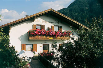 Oberzerunhof  - Lajen - Farm Holidays in South Tyrol  - Dolomites