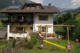 Wieserhof - Pfunders  - Vintl - Farm Holidays in South Tyrol  - Eisacktal