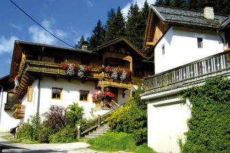 Villpederhof  - Lüsen - Farm Holidays in South Tyrol  - Eisacktal