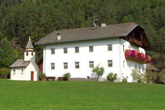 Miglanzhof  - Villnöss - Farm Holidays in South Tyrol  - Dolomites