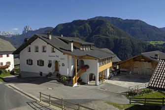 Zehentnerhof - Lajen/Tanirz  - Lajen - Farm Holidays in South Tyrol  - Eisacktal