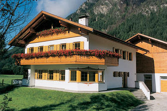 Weberhof  - Gais - Farm Holidays in South Tyrol  - Dolomites