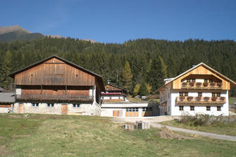 Mahr zu Adlitzhausen  - Welsberg-Taisten - Farm Holidays in South Tyrol  - Dolomiten