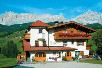 Bosc da Plan - Stern  - Abtei - Farm Holidays in South Tyrol  - Dolomites