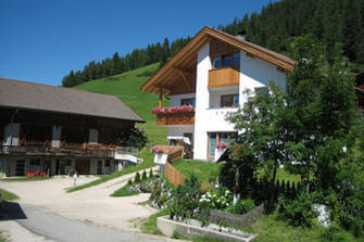 Tolpei  - Wengen - Farm Holidays in South Tyrol  - Dolomites
