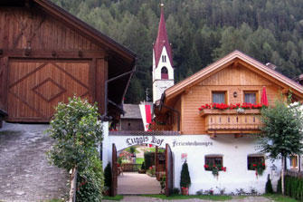 Luggishof  - Sand in Taufers - Farm Holidays in South Tyrol  - Dolomites