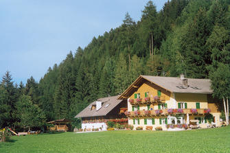 Tanglerhof  - St. Lorenzen - Farm Holidays in South Tyrol  - Dolomites