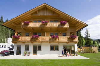 Roderhof  - Prags - Farm Holidays in South Tyrol  - Dolomites
