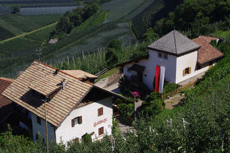 Goldbichlhof  - Lana - Farm Holidays in South Tyrol  - Meran and surroundings