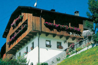 Rosshof - Haus Dejaco  - St. Martin in Thurn - Farm Holidays in South Tyrol  - Dolomites