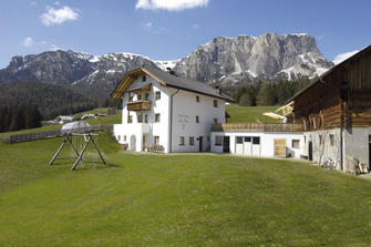 Chi Prà  - Abtei - Farm Holidays in South Tyrol  - Dolomites