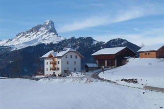 Ciablun  - Wengen - Farm Holidays in South Tyrol  - Dolomites