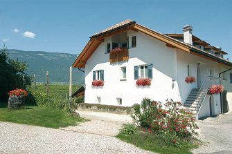 Valtlhof - Girlan  - Eppan a. d. Weinstraße - Farm Holidays in South Tyrol  - Bozen and surroundings