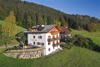 Tratterhof  - Hafling - Farm Holidays in South Tyrol  - Meran and surroundings