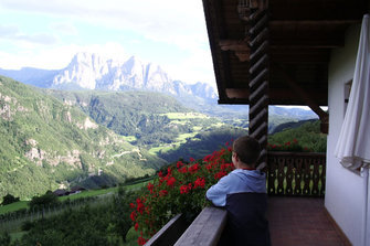 Pardillerhof  - Barbian - Farm Holidays in South Tyrol  - Eisacktal