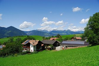 Huberhof - St. Andrä  - Brixen - Farm Holidays in South Tyrol  - Eisacktal