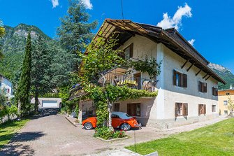 Haus zur Traube  - Kaltern a. d. Weinstraße - Farm Holidays in South Tyrol  - Bozen and surroundings