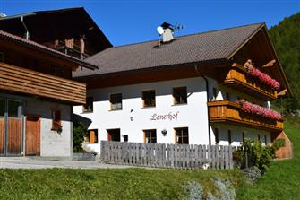 Lanerhof - Rein  - Sand in Taufers - Farm Holidays in South Tyrol  - Dolomites