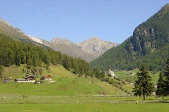 Niederunterhof  - Sand in Taufers - Farm Holidays in South Tyrol  - Dolomites