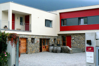 Marinushof - Marein  - Kastelbell-Tschars - Farm Holidays in South Tyrol  - Vinschgau