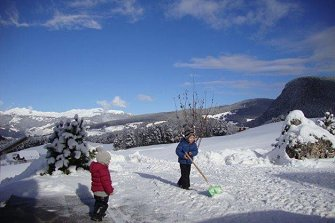 Binterhof  - Kastelruth - Farm Holidays in South Tyrol  - Dolomites