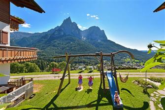 Bauernhof Paten - Seis  - Kastelruth - Farm Holidays in South Tyrol  - Dolomites
