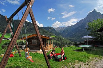 Kamaunhof - Seis  - Kastelruth - Farm Holidays in South Tyrol  - Dolomites
