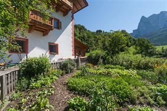 Puntschiedhof - Seis  - Kastelruth - Farm Holidays in South Tyrol  - Dolomites