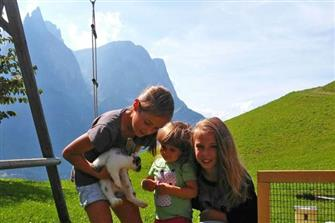 Contact - Parnoarhof - Seis  - Kastelruth - Farm Holidays in South Tyrol  - Dolomites