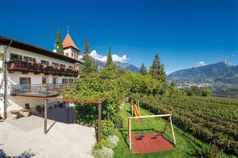Biedermannhof  - Tscherms - Farm Holidays in South Tyrol  - Meran and surroundings