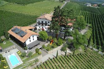 Feldererhof  - Tscherms - Farm Holidays in South Tyrol  - Meran and surroundings
