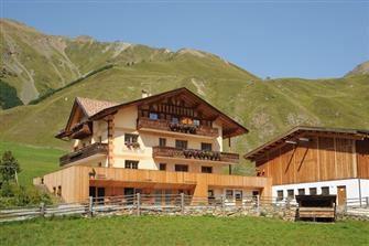 Gamsegghof - Langtaufers  - Graun im Vinschgau - Farm Holidays in South Tyrol  - Vinschgau