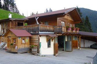 Oberstauder  - Toblach - Farm Holidays in South Tyrol  - Dolomites