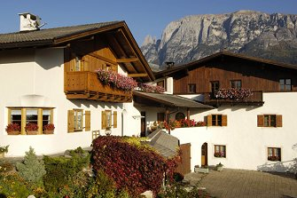 Florerhof  - Völs am Schlern - Farm Holidays in South Tyrol  - Dolomites