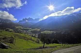 Heinzlerhof  - Villnöss - Farm Holidays in South Tyrol  - Dolomites