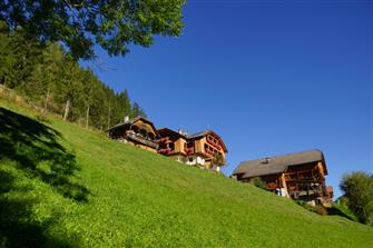 Lüch Mosl  - Wengen - Farm Holidays in South Tyrol  - Dolomites