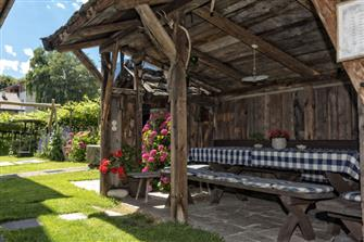 Hofer am Bach  - Algund - Farm Holidays in South Tyrol  - Meran and surroundings