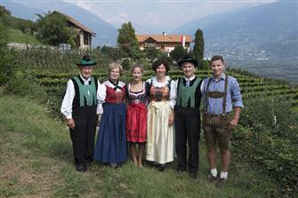 Greiterhof  - Lana - Farm Holidays in South Tyrol  - Meran and surroundings
