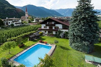 Erlengut  - Lana - Farm Holidays in South Tyrol  - Meran and surroundings