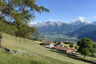 Gemassenhof  - Mals - Farm Holidays in South Tyrol  - Vinschgau