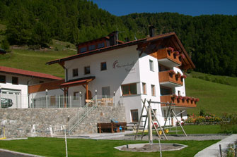 Ferienhof Blaas  - Mals - Farm Holidays in South Tyrol  - Vinschgau