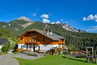 Cone da Val  - Enneberg - Farm Holidays in South Tyrol  - Dolomites