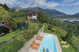 Kircherhof  - Marling - Farm Holidays in South Tyrol  - Meran and surroundings