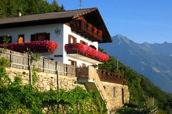 Eichmannhof  - Marling - Farm Holidays in South Tyrol  - Meran and surroundings